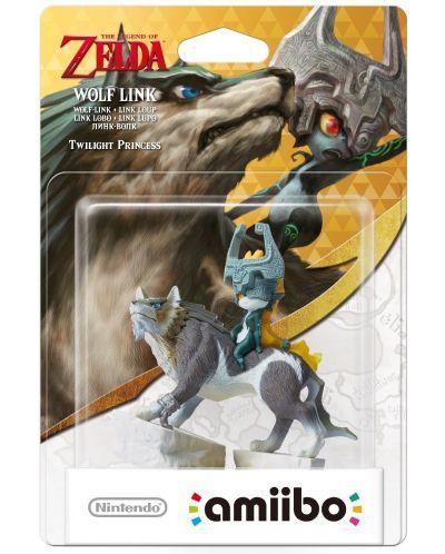 Figurina Nintendo amiibo - Wolf Link [The Legend of Zelda] - 3
